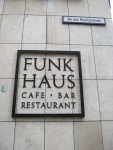 Funk is German for 'broadcast'