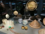 Paper globes, 1800s