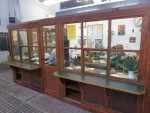 East German streetcar authority office with all original furnishings, uniforms etc.