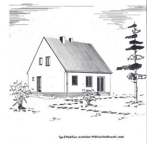 EW58 design, 1958