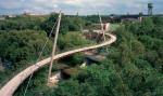 Bruecke - Erzbahnschwinge, Bochum 4