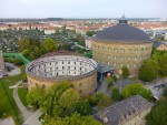 Gasometer Leipzig - both buildings