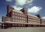 Warehouse in Oberhausen, Peter Behrens 1920