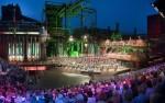 Zollvereien outdoor theater