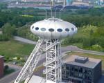 Das Colani-Ei im Technologiezentrum Lünen