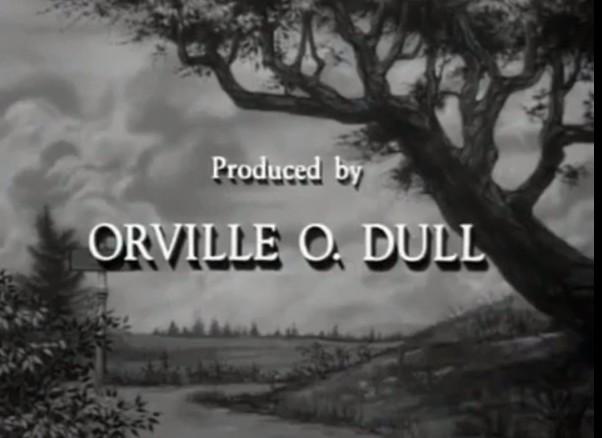 Orville O. Dull - Tish