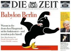 newspaper front page - bear banana peel crop